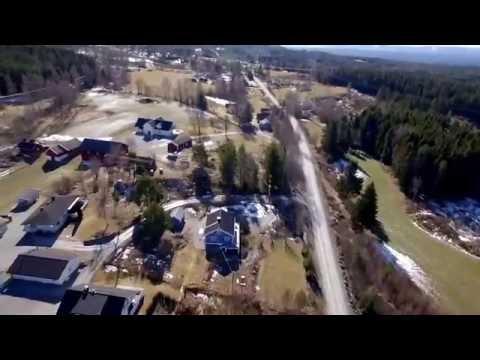 Åsbygda i Stange. Hedmark.