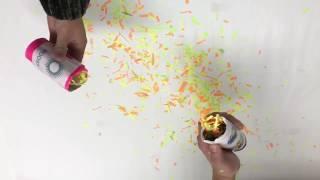 DIY Confetti Cannon by BOOST