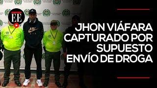 Así fue la captura del futbolista Jhon Viáfara por supuesto tráfico de drogas | El Espectador