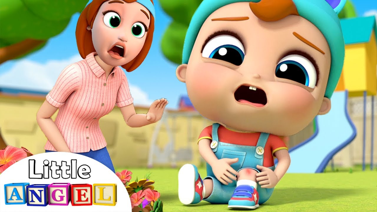 I've got a Boo Boo | Boo Boo Song 2 | Little Angle Kids Songs