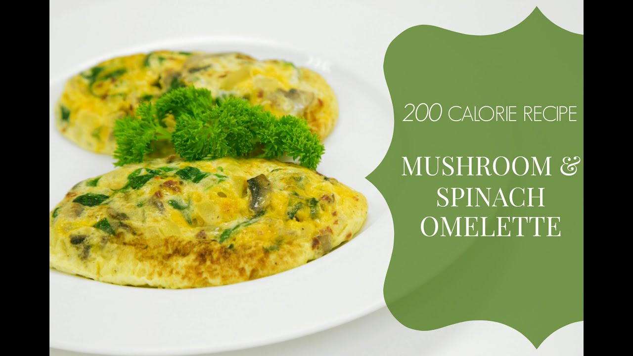 How many calories in an omelet 20