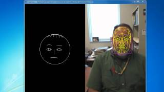 APEX Day 151 - Face Tracking with Microsoft Kinect for Windows