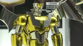 I really liked this Gold Ver. of Shin Mazinger Z! A few weeks back I made a vid of the chrome ver. but I prefer this gold one lol! For more info you can check out ...