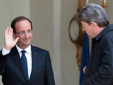 [Zap télé] François Hollande s'en prend à Mélenchon ! 20/04/2017