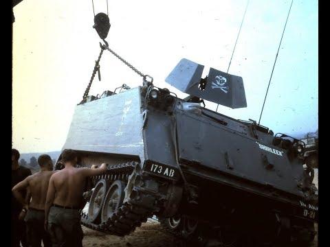 M113 | Коробочка хорони ребят Вьетнам Эдишн