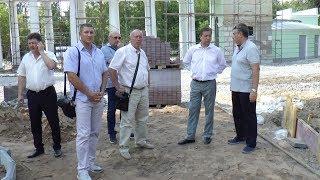 Голова Луганської обласної державної адміністрації відвідав місто Рубіжне