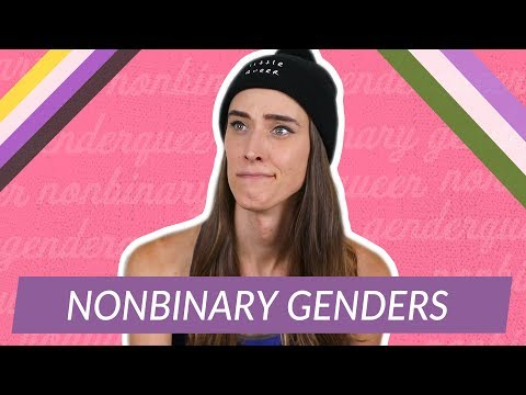 What is a nonbinary gender?  Riley J. Dennis