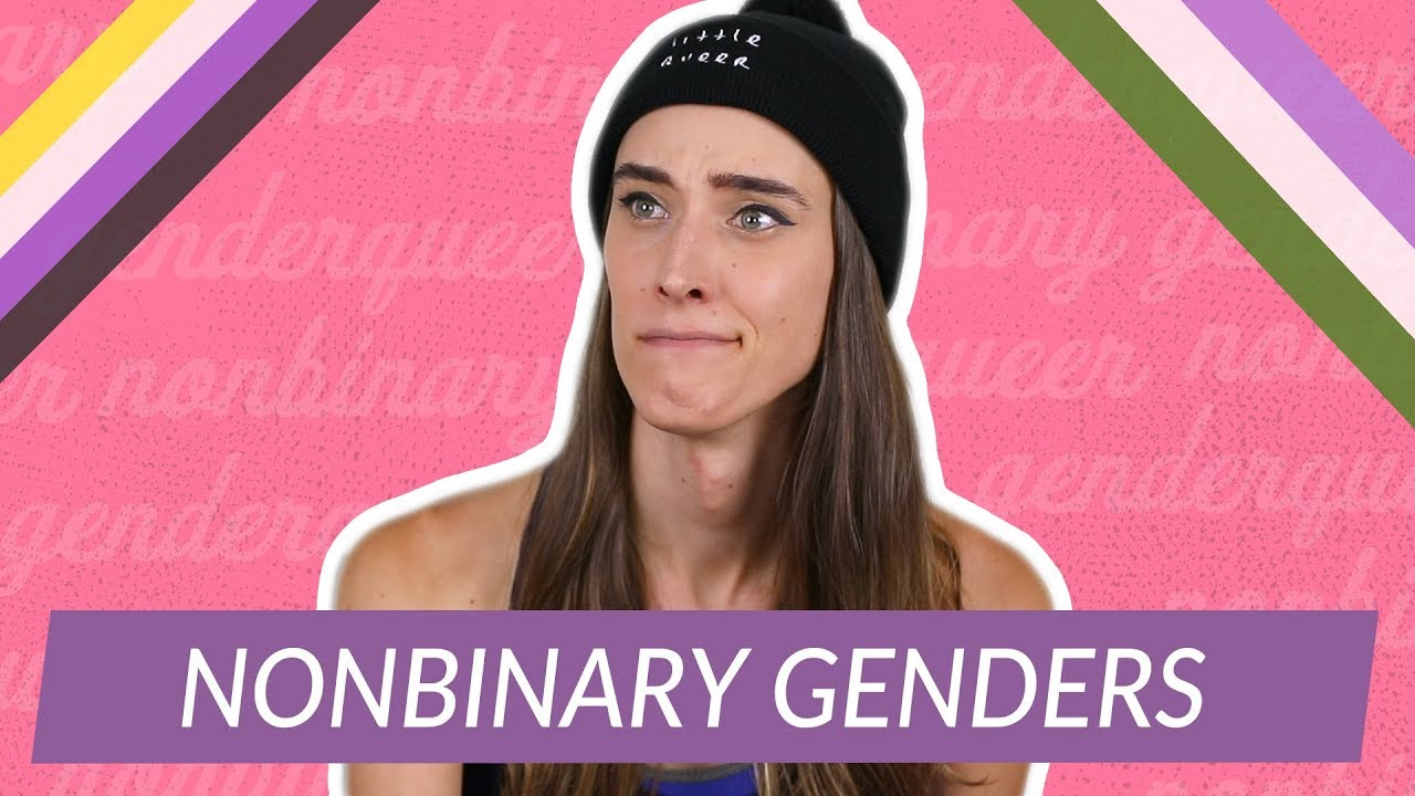 Image result for Non-Binary Gender