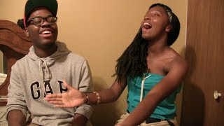 Floetry - Say Yes (cover by Rasheed & Aaliyah)