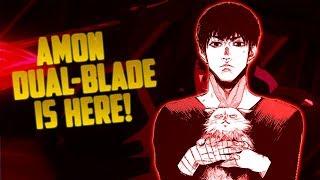 Tokyo Ghoul Dark War - AMON DUAL BLADE IS HERE!!