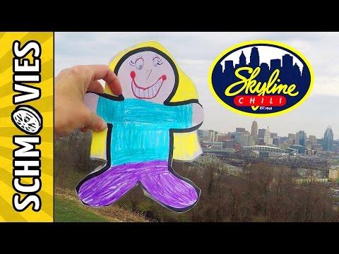 Flat Stanley Travels on a Cincinnati Adventure!