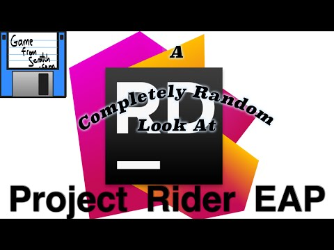 A Look at Project Rider -- The New C# IDE from JetBrains