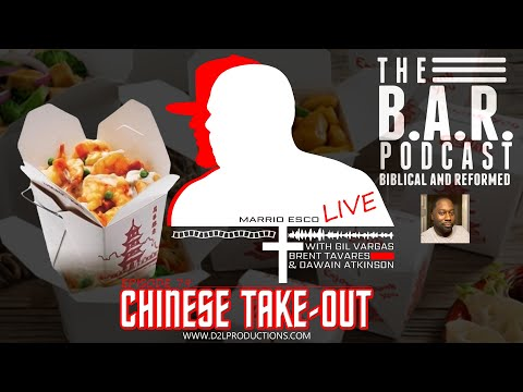 "Marrio Esco Live | Episode 79 ""Chinese Take-out"""