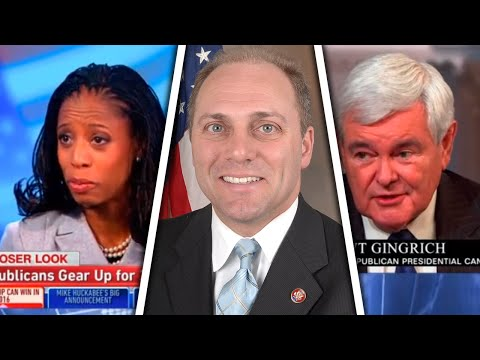 GOP Uses All Its Weapons To Protect Hate Group Speaker Steve Scalise
