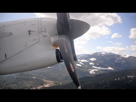 DHC-8-300 Dash 8 Onboard Takeoff