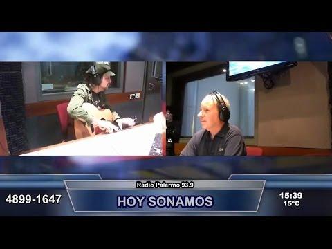 Duna (Ale Villanueva) en Radio Palermo (27-06-2015)