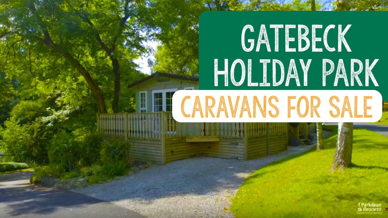 Caravans For Sale at Gatebeck Holiday Park