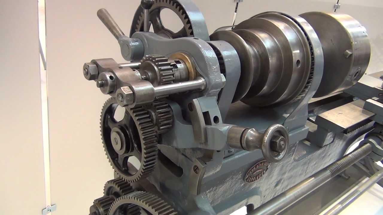 Emo 2011 drehmaschine von 1795 hd scan youtube for Deckel drehmaschine