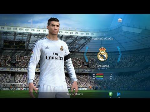 FIFA Online3 - บอลสบายๆสไตล์ Real Madrid #4-3-3 Pass Move Goal Ranking 1-1