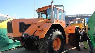 Biggest Russian tractor K-704-4R STANISLAV /// Трактор К-704-4Р СТАНИСЛАВ
