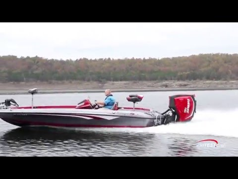 Evinrude E-TEC G2 250 HO 2nd Test (2015-) Test Video- By BoatTEST com