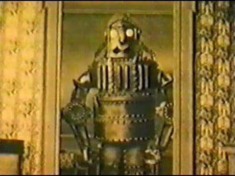 L'Uomo Meccanico_1921 | The mechanical man 1921