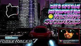 Ridge Racer 7 - Downtown Rave City (PS3)