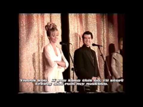 007 Galapremier W Subtitles : Goldeneye With Pierce Brosnan & Isabella Scorupco