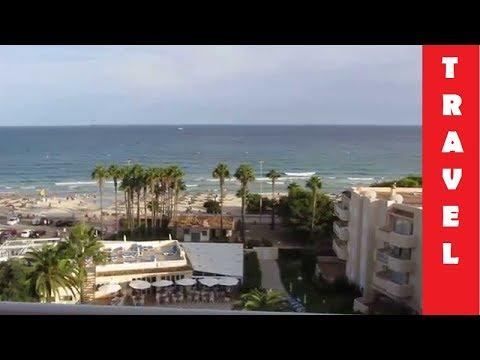 Hotel THB Sa Coma Platja (Mallorca) a view from the 6th floor