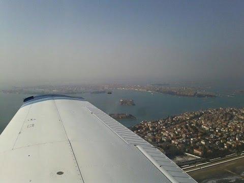 Lido di Venezia con il Piper PA32-R 301-T Saratoga II TC