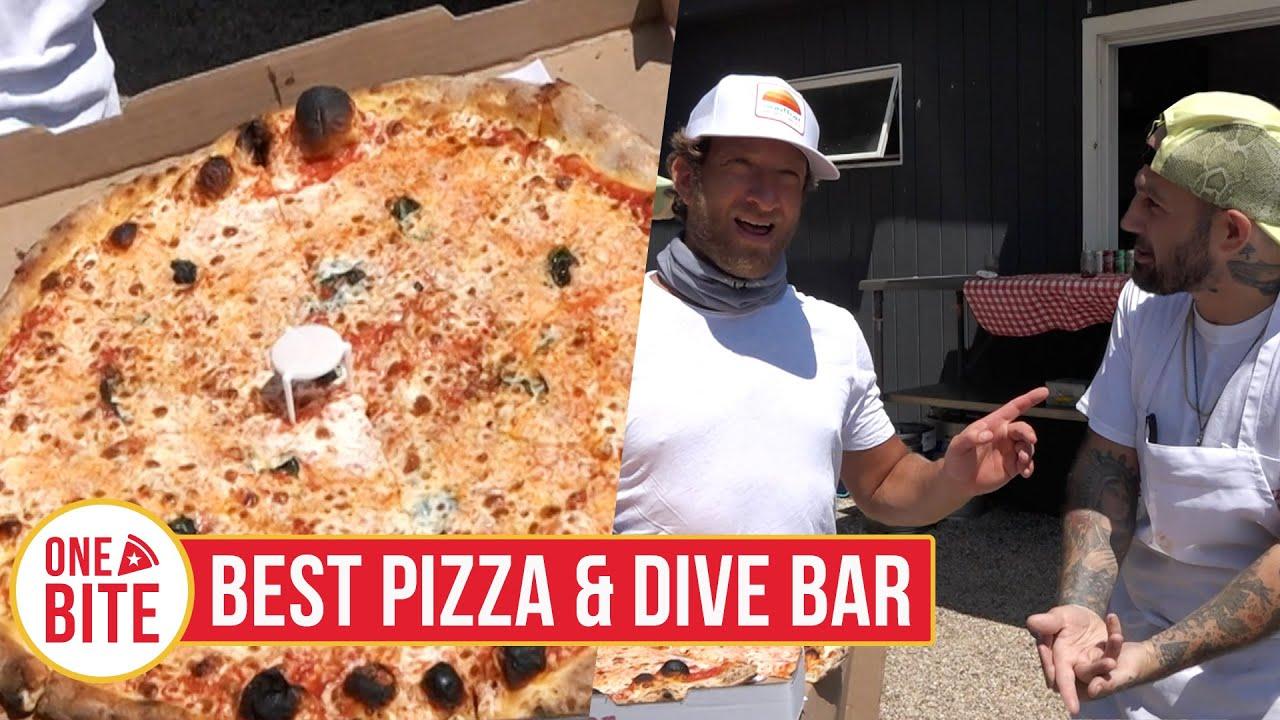 Barstool Pizza Review - Best Pizza & Dive Bar (Amagansett, NY)