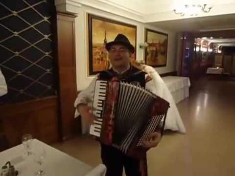 377c4d566 Harmonikár Dušan KOZOVSKÝ - Nebola som veselá - svadba 30.5.2015 ...