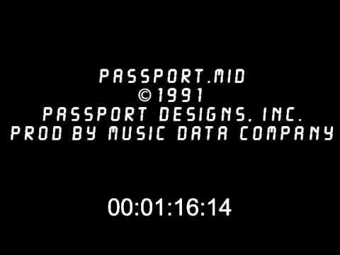 PASSPORT.mid music remake