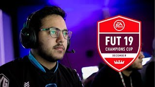 FIFA 19 | Gfinity FUT Champions Cup December | Xbox Knockout Stage