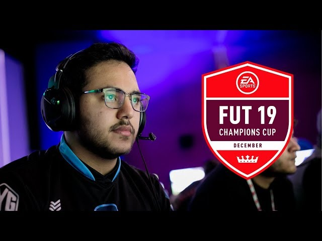 FIFA 19   Gfinity FUT Champions Cup December   Xbox Knockout Stage