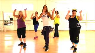 Zumba® with LO - *Hold On We're Going Home / Mambo Remix