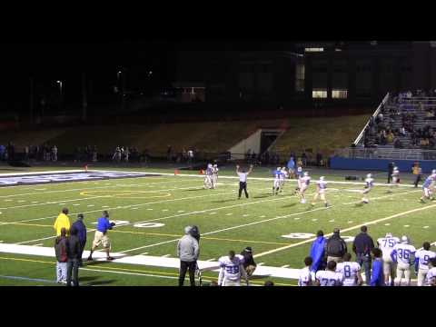 Michael Farkas Class of 2014 Kicker Punter Junior Season Highlights