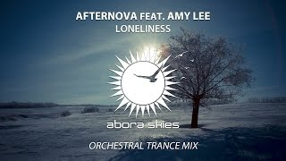 Afternova feat. Amy Lee - Loneliness (Orchestral Trance Mix)
