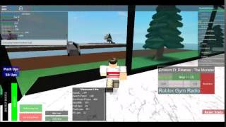 TheTopReview #1 - ROBLOX Gym