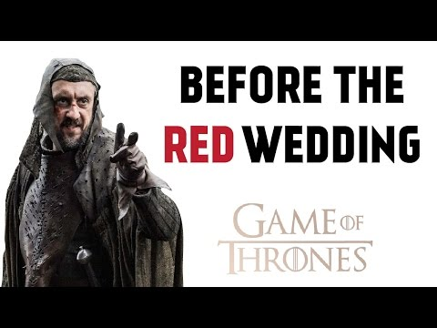 Why House Frey Was Hated Before The Red Wedding (Game Of Thrones)