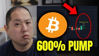 LAST TIME THIS HAPPENED...BITCOIN PUMPED 600%
