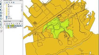 QGIS 09 7지목별토지이용변화량