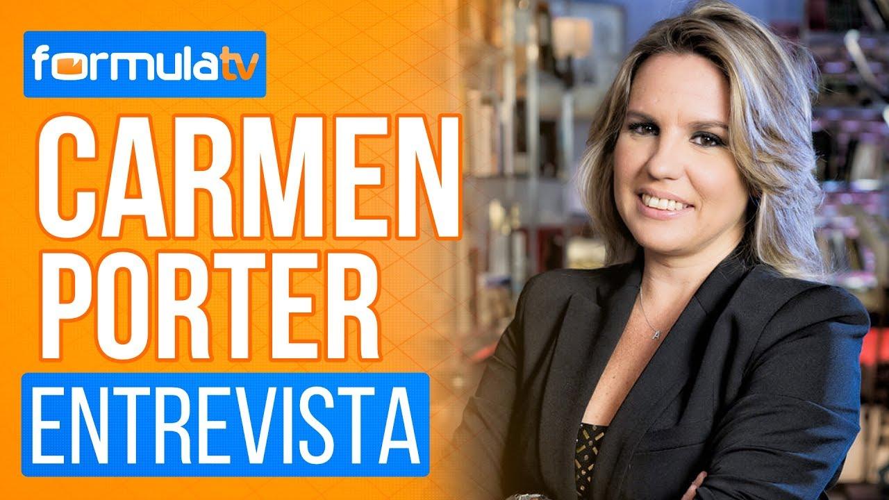 """Carmen Porter: """"Para nosotros \'Cuarto Milenio\' no es un trabajo, es ..."""