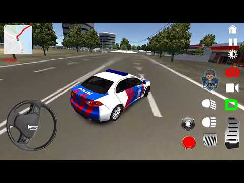 IDBS Polisi - Police Car For Kids Android GamePlay FHD - Street Vehicles Police Cars For Children