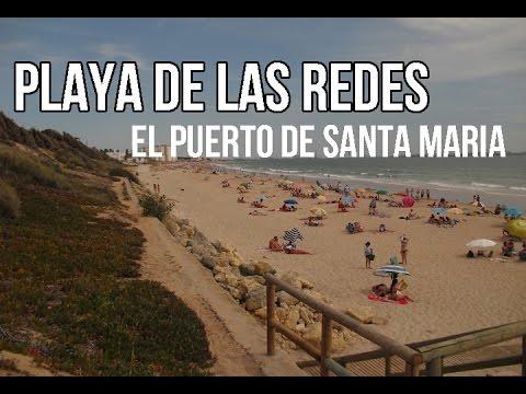 Playa de las redes el puerto santa maria youtube - Que visitar en el puerto de santa maria cadiz ...