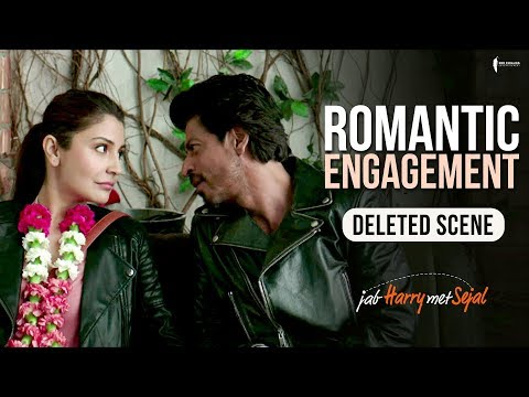 Romantic Engagement | Jab Harry Met Sejal | Deleted Scene