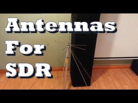 New Antennas for my SDR Setup- Mailbag Monday