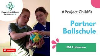 Partner Ballschule / Project Childfit