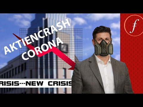 Aktiencrash Corona - Was passiert mit meinem Geld?