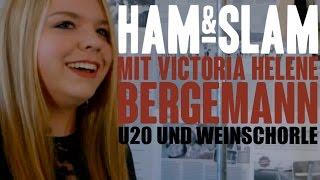 HAM & SLAM #4 mit Victoria Helene Bergemann